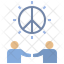 Peacemaker Peaceful Mind Icon