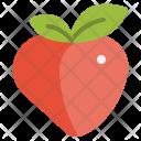 Peach Fruit Year Icon