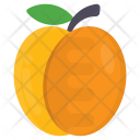 Peach Health Pulpy Icon