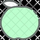 Peach Fruit Icon