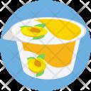 Peach Jam Apricot Icon