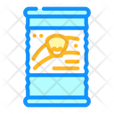 Peach Syrup Icon