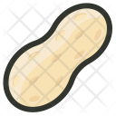 Peanut Snack Nuts Icon