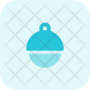 Peanut Bauble Ball Icon