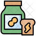 Peanut Butter Jars Items Icon