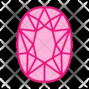 Pear Diamond Icon