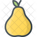 Pear Health Food Icon