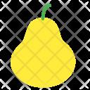 Pear Plant Tree Icon