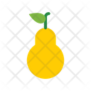 Pear Fruit Healthy Food Icon