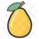 Pear Fruity Pyrus Icon