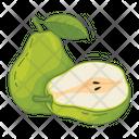 Pear Fruit Fresh Icon