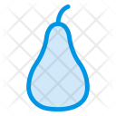 Pear Fruit Eat Icon