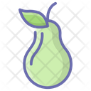 Pear Fruit Edible Icon