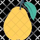 Pear Pome Fruit Icon