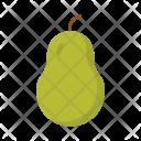 Pear Food Healthy Icon