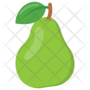 Pear Green Sweet Icon