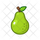 Pear Fruits Fruite Icon