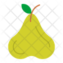 Pear Natural Fruit Icon