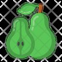 Fruit Pear Edible Icon