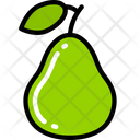 Pear Food Eating Icon