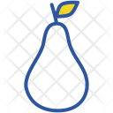 Pear Thanksgiving Fruit Icon