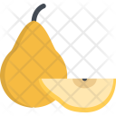 Pear Cooking Food Icon