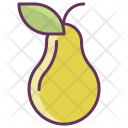 Pear Fruit Cooking Icon