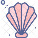 Sea Beach Pearl Icon