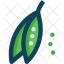 Peasm Peas Pod Icon