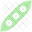 Peas Bean Vegetables Icon