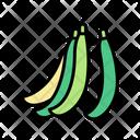 Peas Healthy Vegetables Icon