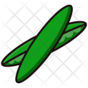 Peas Food Pod Icon