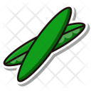 Food Peas Pod Icon