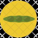 Peas Vegetable Icon