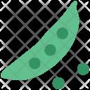 Peas Pea Vegetable Icon