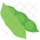 Peas Legume Vegetable Icon