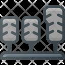 Pedals Icon