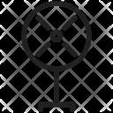 Pedestal Fan Ventilator Icon