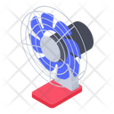 Pedestal Fan Icon