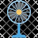 Pedestal Fan Table Icon