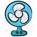 Pedestal Fan Circulate Air Fan Icon
