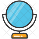 Pedestal Mirror Icon