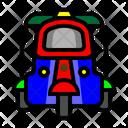 Pedicab Icon