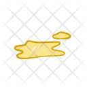 Urine Water Dog Icon
