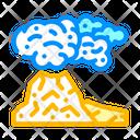 Peleus Volcano Peleus Volcano Icon