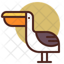 Pelican Pet Animal Icon
