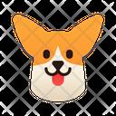 Pembroke Welsh Corgi Dog Puppy Icon