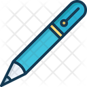 Ballpoint Fountain Pen Pen Icon