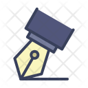 Pen Sign Agreement Icon