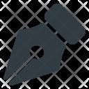 Pen Tool Vector Icon